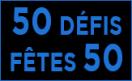 50 Défis pour mes 50 ans